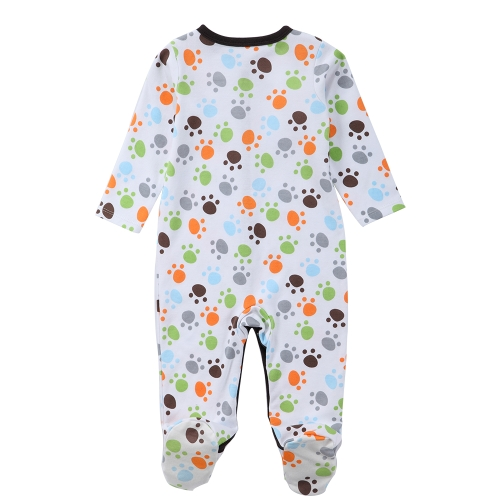 Baby Coveralls Rompers Set Unisex 100% Cotton Jumpsuit Footsies Clothing For Newborn Baby Infant 0-3MHome &amp; Garden<br>Baby Coveralls Rompers Set Unisex 100% Cotton Jumpsuit Footsies Clothing For Newborn Baby Infant 0-3M<br>