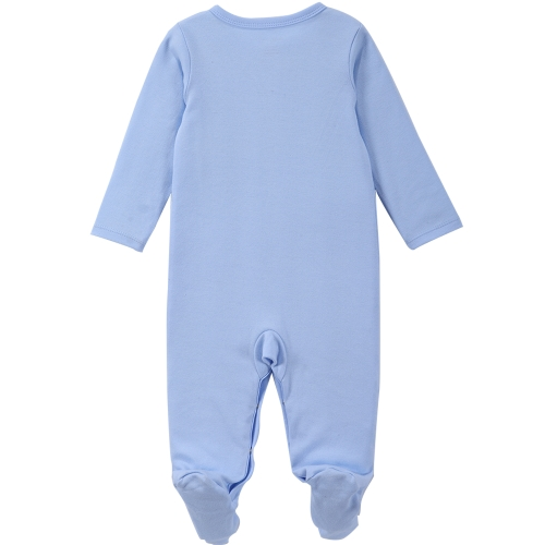 Baby Coveralls Rompers Set 100% Cotton Jumpsuit Footsies Clothing For Newborn Baby Infant Boy 0-3MHome &amp; Garden<br>Baby Coveralls Rompers Set 100% Cotton Jumpsuit Footsies Clothing For Newborn Baby Infant Boy 0-3M<br>