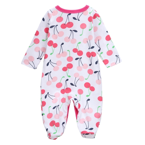 3pcs Baby Coveralls Rompers Set 100% Cotton Jumpsuit Footsies Clothing For Newborn Baby Infant Girl 0-3MHome &amp; Garden<br>3pcs Baby Coveralls Rompers Set 100% Cotton Jumpsuit Footsies Clothing For Newborn Baby Infant Girl 0-3M<br>