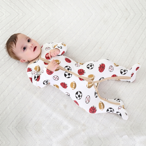 3pcs Baby Coveralls Rompers Set 100% Cotton Jumpsuit Footsies Clothing For Newborn Baby Infant Boy 9-12MHome &amp; Garden<br>3pcs Baby Coveralls Rompers Set 100% Cotton Jumpsuit Footsies Clothing For Newborn Baby Infant Boy 9-12M<br>