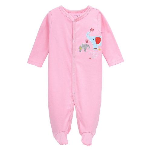 3pcs Baby Coveralls Rompers Set 100% Cotton Jumpsuit Footsies Clothing For Newborn Baby Infant Girl 9-12MHome &amp; Garden<br>3pcs Baby Coveralls Rompers Set 100% Cotton Jumpsuit Footsies Clothing For Newborn Baby Infant Girl 9-12M<br>