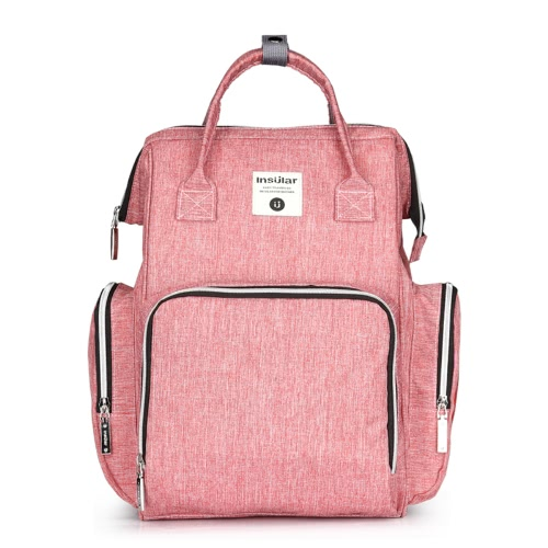 Baby Diaper Bag Backpack Large Capacity Fashion Mummy Nappy Bag Nursing Bag Travel for Baby CareHome &amp; Garden<br>Baby Diaper Bag Backpack Large Capacity Fashion Mummy Nappy Bag Nursing Bag Travel for Baby Care<br>