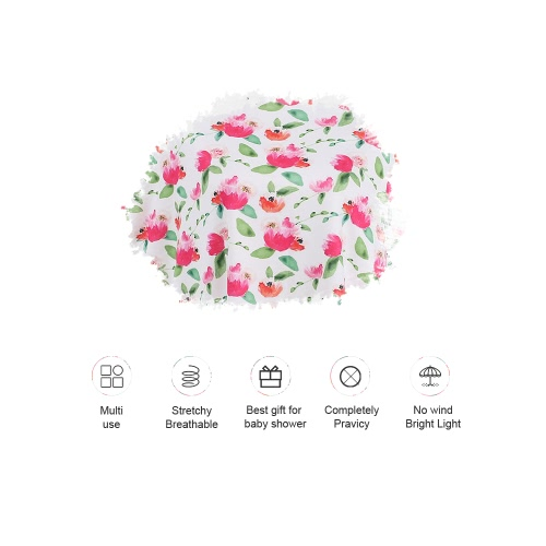 Stretchy Car Seat Cover Nursing Breastfeeding Stroller Cover Baby Canopy Shopping Cart Mommy Shawl Scarf for Infant   Baby Girls aHome &amp; Garden<br>Stretchy Car Seat Cover Nursing Breastfeeding Stroller Cover Baby Canopy Shopping Cart Mommy Shawl Scarf for Infant   Baby Girls a<br>