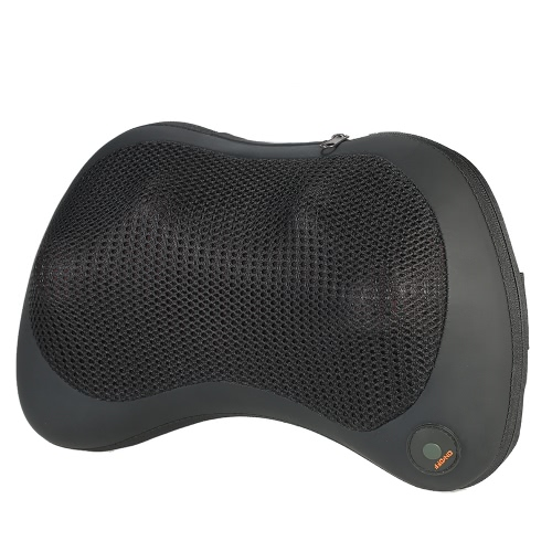 Shiatsu Electric Pillow Massager deep Kneading Neck Back Massage CE &amp; ROHS ApprovedHealth &amp; Beauty<br>Shiatsu Electric Pillow Massager deep Kneading Neck Back Massage CE &amp; ROHS Approved<br>