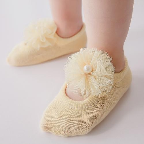 3 Pack Baby Girl Anti Slip Socks Cotton Non Skid Room Socks For 0-1 Years Infant Toddler Yellow SHome &amp; Garden<br>3 Pack Baby Girl Anti Slip Socks Cotton Non Skid Room Socks For 0-1 Years Infant Toddler Yellow S<br>