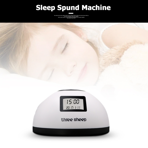 Baby Sleep sound machine With 8 Soothing Sounds Timer Alarm ClockHome &amp; Garden<br>Baby Sleep sound machine With 8 Soothing Sounds Timer Alarm Clock<br>