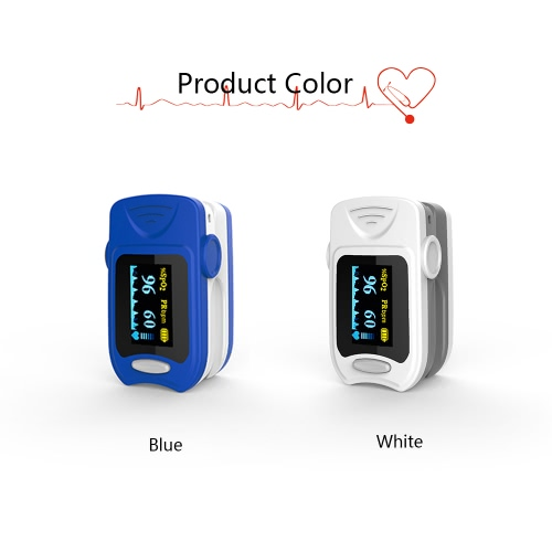 Accurate OLED Display Fingertip Pulse Oximeter SpO2 Oxygen Monitor for Healthcare Home UseHealth &amp; Beauty<br>Accurate OLED Display Fingertip Pulse Oximeter SpO2 Oxygen Monitor for Healthcare Home Use<br>