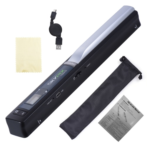 TSN410 Portable Handheld Mobile Color Scanner Handyscan 900dpi Driver-free for Document Photo receipt Book MagzineComputer &amp; Stationery<br>TSN410 Portable Handheld Mobile Color Scanner Handyscan 900dpi Driver-free for Document Photo receipt Book Magzine<br>
