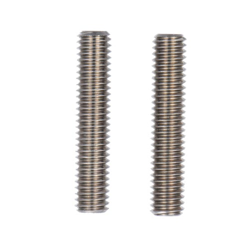 2pcs MK8 M6 * 30mm Stainless Steel Nozzle Extruder Throat Teflon Tubes Pipes for 1.75mm Filament 3D Printer PartsComputer &amp; Stationery<br>2pcs MK8 M6 * 30mm Stainless Steel Nozzle Extruder Throat Teflon Tubes Pipes for 1.75mm Filament 3D Printer Parts<br>