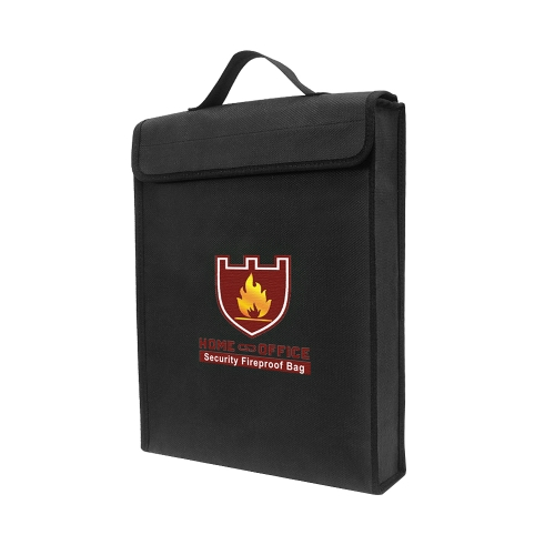 Security Fireproof Money Document File BagComputer &amp; Stationery<br>Security Fireproof Money Document File Bag<br>