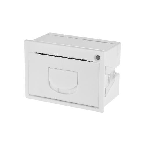 GOOJPRT QR204 58mm Mini Embedded Receipt Thermal Printer RS232 + USB Interface High Speed Printing 50-85mm/s