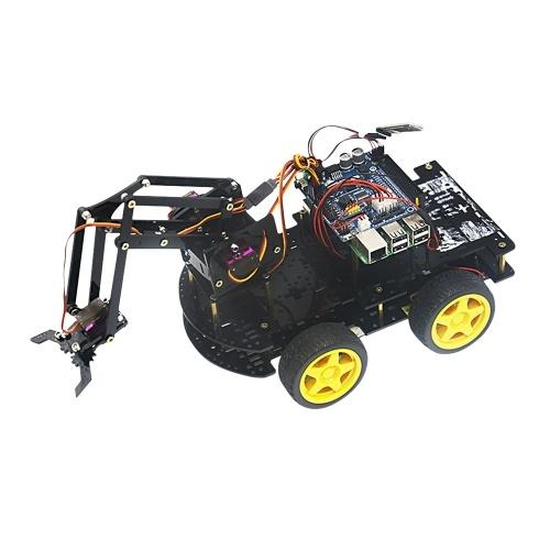 Smart Robot Car Kit avec mécanique Kit de serrage de bras de serrage
