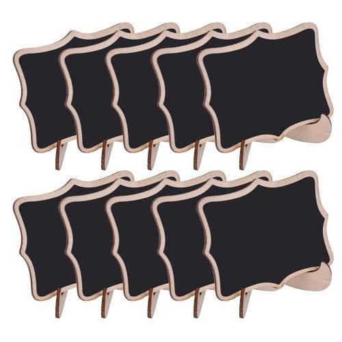 Petits panneaux de tableau avec support de chevalet