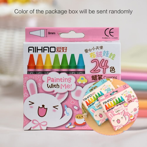 8 Colors Non-Toxic Safe Washable Crayons Colored Pencils Pens Painting Stationery for Kids Children StudentsComputer &amp; Stationery<br>8 Colors Non-Toxic Safe Washable Crayons Colored Pencils Pens Painting Stationery for Kids Children Students<br>