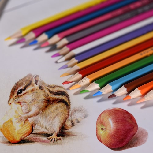 72 Color Premium Pre-Sharpened Oil Based Colored Pencils Set for Kids Adults Artist Art Drawing Sketching Writing Artwork ColoringComputer &amp; Stationery<br>72 Color Premium Pre-Sharpened Oil Based Colored Pencils Set for Kids Adults Artist Art Drawing Sketching Writing Artwork Coloring<br>