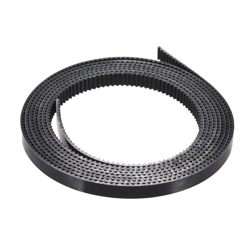 2mm Pitch 6mm Wide Timing Belt PU Material with Steel Wire for RepRap Prusa i3 3D Printer CNCComputer &amp; Stationery<br>2mm Pitch 6mm Wide Timing Belt PU Material with Steel Wire for RepRap Prusa i3 3D Printer CNC<br>