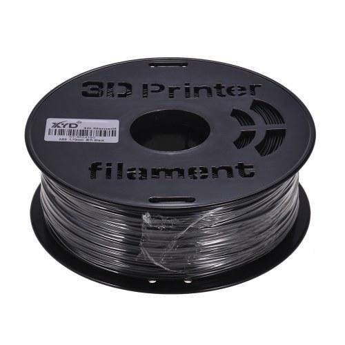 Filamento colorido do material de impressão do diâmetro do filamento 1.75mm do ABS de 1KG / Spool