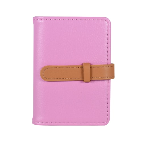 Stylish Synthetic PU Leather Business Bank ID Name Credit Card Holder Case Bag Wallet with 26 Card slotsComputer &amp; Stationery<br>Stylish Synthetic PU Leather Business Bank ID Name Credit Card Holder Case Bag Wallet with 26 Card slots<br>