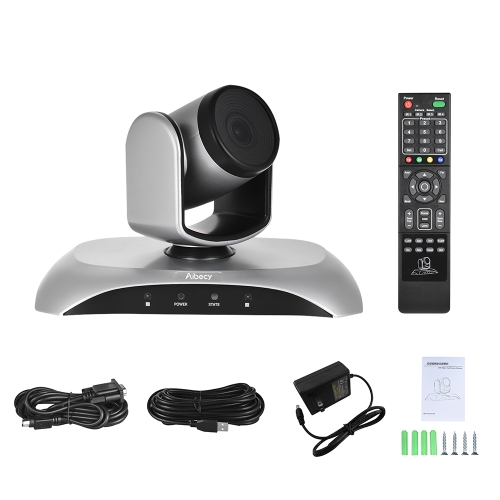 Aibecy 1080P HD  360° Rotation Conference Camera for Video Meetings Training TeachingComputer &amp; Stationery<br>Aibecy 1080P HD  360° Rotation Conference Camera for Video Meetings Training Teaching<br>