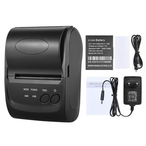 POS-5802LN Portale Mini 58mm 1 to 8 Bluetooth Thermal Printer Receipt Bill Ticket POS PrintingComputer &amp; Stationery<br>POS-5802LN Portale Mini 58mm 1 to 8 Bluetooth Thermal Printer Receipt Bill Ticket POS Printing<br>