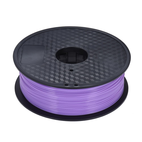 Color Optional PLA Filament 1kg/Roll 2.2lb 1.75mm for MakerBot Anet RepRap 3D Printer Pen PurpleComputer &amp; Stationery<br>Color Optional PLA Filament 1kg/Roll 2.2lb 1.75mm for MakerBot Anet RepRap 3D Printer Pen Purple<br>