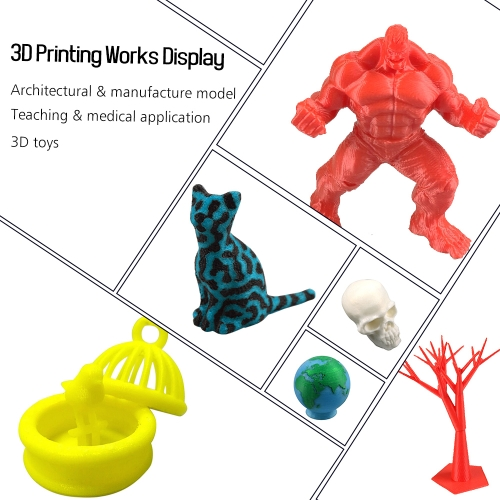 Anet A8 Upgraded High Precision Desktop 3D Printer Reprap Prusa i3 DIY Kits Self Assembly Auto Self-leveling Acrylic Frame PrintinComputer &amp; Stationery<br>Anet A8 Upgraded High Precision Desktop 3D Printer Reprap Prusa i3 DIY Kits Self Assembly Auto Self-leveling Acrylic Frame Printin<br>