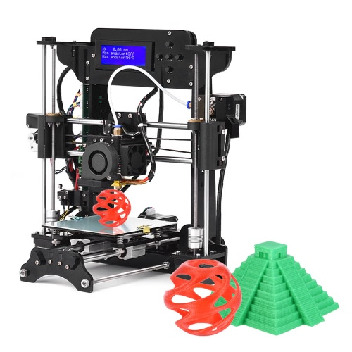 TRONXY XY-100 Portable Desktop 3D Printer Kit DIY Self Assembly High Precision Prusa i3 Printing Size 120 * 140 * 130mm MK10 ExtruComputer &amp; Stationery<br>TRONXY XY-100 Portable Desktop 3D Printer Kit DIY Self Assembly High Precision Prusa i3 Printing Size 120 * 140 * 130mm MK10 Extru<br>