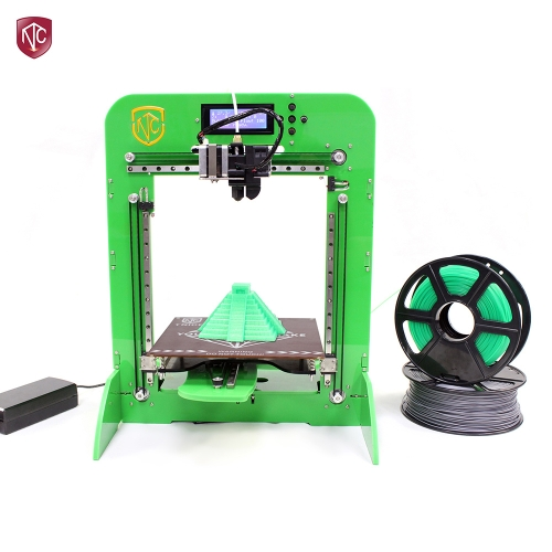 TNICE T-23 3D Printer DIY Kit With 5 Reels Different Colors 1.75mm PLA Filaments (Total 100m)Computer &amp; Stationery<br>TNICE T-23 3D Printer DIY Kit With 5 Reels Different Colors 1.75mm PLA Filaments (Total 100m)<br>