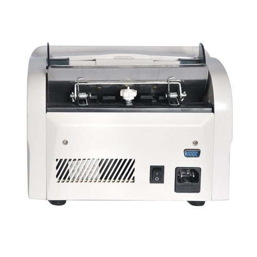 Aibecy Desktop Multi-Currency Automatic Cash Banknote Money Bill Counter Counting Machine LED Display with UV MG Counterfeit DetecComputer &amp; Stationery<br>Aibecy Desktop Multi-Currency Automatic Cash Banknote Money Bill Counter Counting Machine LED Display with UV MG Counterfeit Detec<br>
