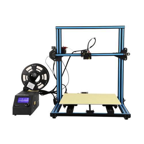 Aibecy CR-10 S5 00 * 500 * 500mm High-precision Self-assemble DIY i3 3D Printer