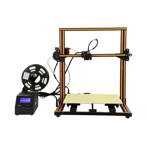 Aibecy CR-10 S4 400 * 400 * 400mm High-precision Self-assemble DIY i3 3D Printer
