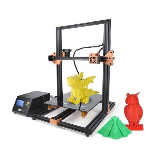 Kit stampante 3D TEVO Tornado Grande volume di stampa 300 * 300 * 400 mm