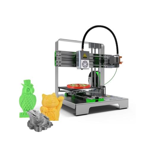 Easythreed E3D Pro Mini 3D Printer for Children Kid Student