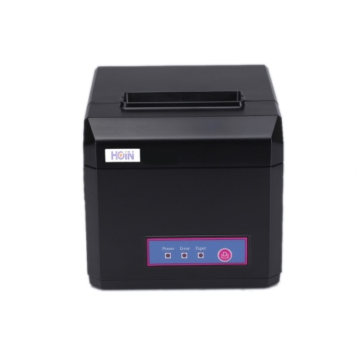 HOP-E801 80MM Thermal Printer Receipt Machine Printing Support USB+BT(3.0+4.0) Connection