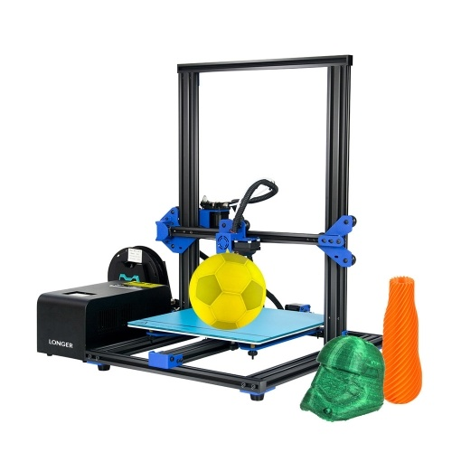 Mais longo Kit de Impressora DIY Skykit DIY Montagem Rápida com 2.8 Polegada Tela de Toque de Cor Grande Volume de Construção 300 * 300 * 400mm