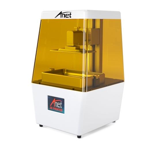 Anet N4 UV LCD 3D Imprimante