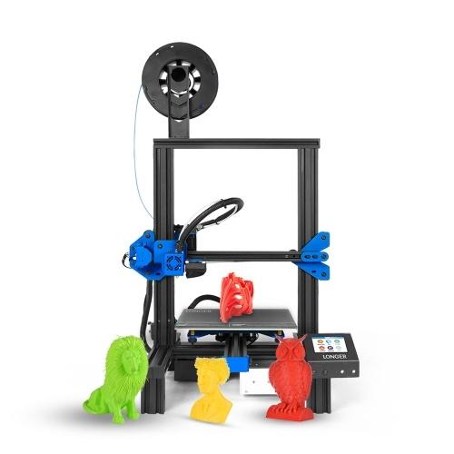 LONGER LK2 Imprimante 3D FDM haute précision