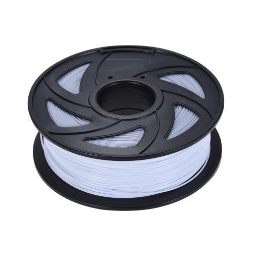 Filamento 1kg / rolo do PLA de 1.75mm compatível com a maioria de impressoras 3D e penas