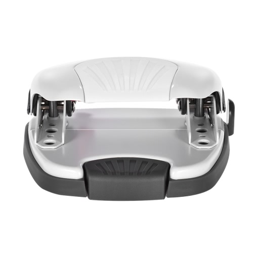 Effortless Mini 2-Hole Paper Punch Puncher for File Document Notebook Office School Supply Max. Punch Capacity 10 SheetsComputer &amp; Stationery<br>Effortless Mini 2-Hole Paper Punch Puncher for File Document Notebook Office School Supply Max. Punch Capacity 10 Sheets<br>