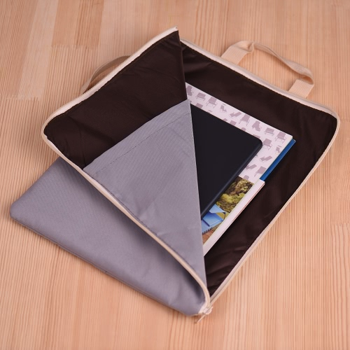 A4 Document File Business Briefcase Papers Folder Organizer Colth Tote Holder Case Bag Student Stationery 35 * 27cm / 13.8 * 10.6iComputer &amp; Stationery<br>A4 Document File Business Briefcase Papers Folder Organizer Colth Tote Holder Case Bag Student Stationery 35 * 27cm / 13.8 * 10.6i<br>
