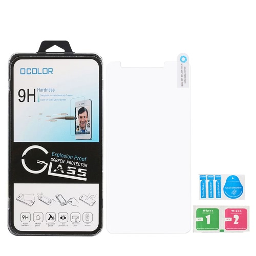 Tempered Glass Screen Protector Cover Film for 6.0 OUKITEL U16 MAX Tough Ultrathin High Transparency Anti-dirt Shatterproof Anti-Cellphone &amp; Accessories<br>Tempered Glass Screen Protector Cover Film for 6.0 OUKITEL U16 MAX Tough Ultrathin High Transparency Anti-dirt Shatterproof Anti-<br>