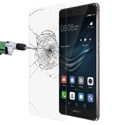Link Dream Premium Glass Film Real Tempered Glass Screen Protector High Quality Anti-knock 9H Hardness 2.5D Craft for Huawei P9 PlCellphone &amp; Accessories<br>Link Dream Premium Glass Film Real Tempered Glass Screen Protector High Quality Anti-knock 9H Hardness 2.5D Craft for Huawei P9 Pl<br>