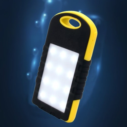 4000mAh Solar Energy Panel Charger LED Light Double USB Ports Large Capacity Rechargeable Waterproof Shockproof Non Slip Power BanCellphone &amp; Accessories<br>4000mAh Solar Energy Panel Charger LED Light Double USB Ports Large Capacity Rechargeable Waterproof Shockproof Non Slip Power Ban<br>