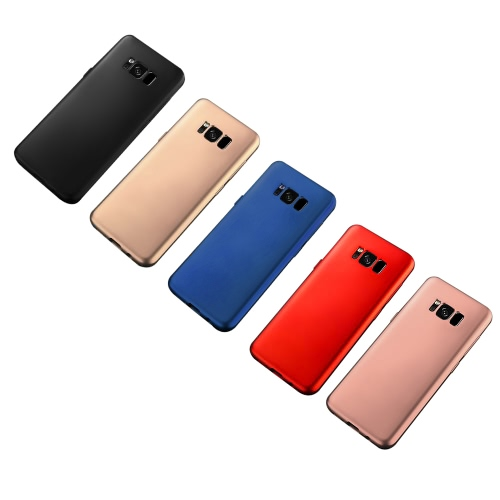 Ultra Thin Soft Smartphone Cover 2 in 1 360 Degree Protective Case for Samsung Galaxy S8 / S8 PlusCellphone &amp; Accessories<br>Ultra Thin Soft Smartphone Cover 2 in 1 360 Degree Protective Case for Samsung Galaxy S8 / S8 Plus<br>
