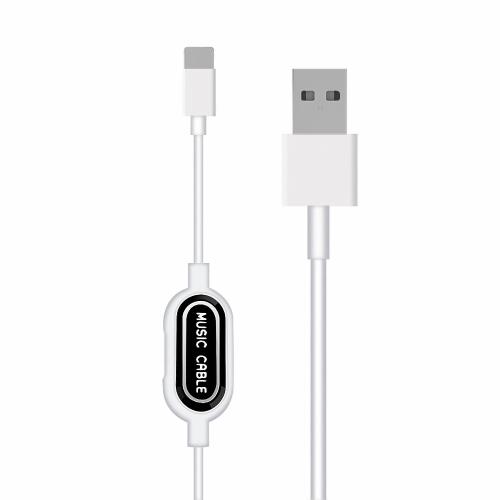 ライトニング充電&データケーブル、ライトニングヘッドセットジャックfor iPhone X 8 8 Plus 7 Plus音楽再生&充電データトランスミッション