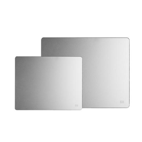 Xiaomi Металлическая коврик для мыши Высококачественный прочный алюминиевый сплав Мышиный коврик Роскошные тонкие алюминиевые компьютерные колодки Матовый коврик для ноутбука Gaming Mousepad для Dota Gamer для Apple MackBook