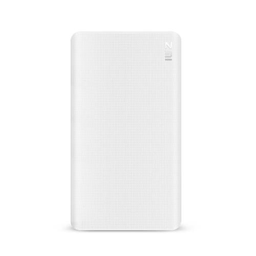 D'origine Xiaomi ZMI 5000 mAh Banque de Puissance Batterie Externe Bidirectionnelle Charge Rapide 2.0 pour iPhone iPad Samsung Portable Powerbank