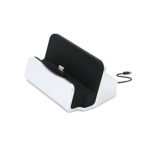 Phone Dock Charging Stand Base Cradle USB Cable Holder