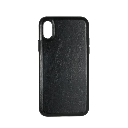 Cellphone Case Ultra-thin PC+TPU Shock-Absorption Anti-Scratch Protective Shell Back Cover Phone Case 360° Protection for iPhone XCellphone &amp; Accessories<br>Cellphone Case Ultra-thin PC+TPU Shock-Absorption Anti-Scratch Protective Shell Back Cover Phone Case 360° Protection for iPhone X<br>