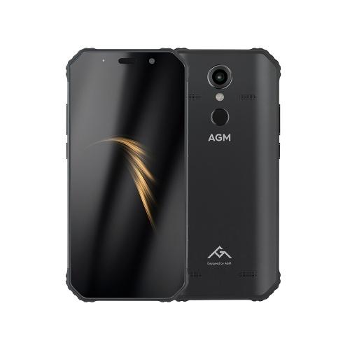 AGM A9 4G Smartphone IP68 Waterproof 3GB+32GB [with JBL Earphone until Dec.20]